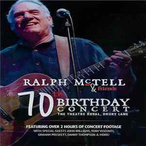 Ralph McTell & Friends - 70th Birthday Concert