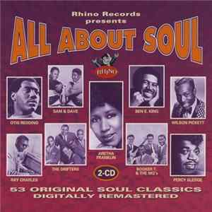 Various - All About Soul (53 Original Soul Classics)