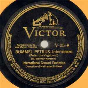 International Concert Orchestra - Bummel Petrus / Parade Of The Wooden Soldiers