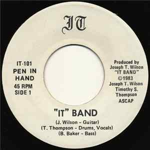 IT Band - Pen In Hand / You Can Do It