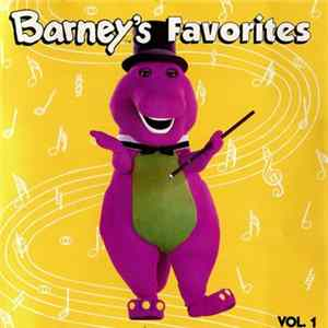 Barney - Barney's Favorites, Volume 1