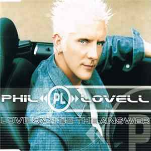 Phil Lovell - Love Can Be The Answer