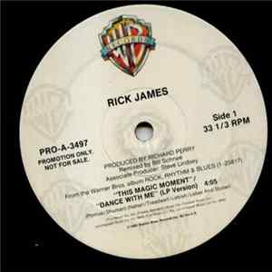 Rick James - This Magic Moment / Dance With Me