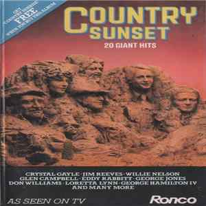Various - Country Sunset
