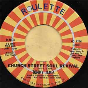 Tommy James - Church Street Soul Revival